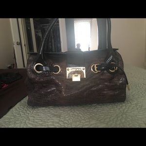 Authentic gorgeous barely used Jimmy Choo bag
